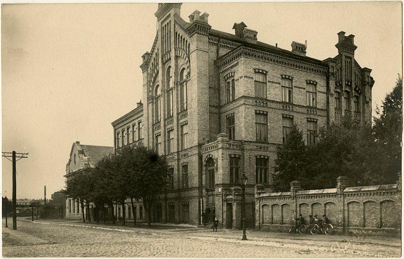 Ebreju amatniecības skola